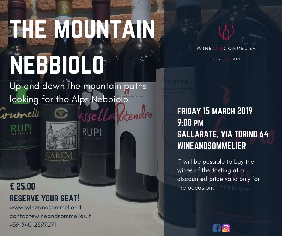 The mountain nebbiolo